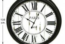 Relojes de pared / Relojes disponibles en nuestra tienda para la pared