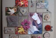 Mixed Media Art & Collage / by Sonya Moore
