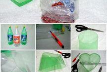 пластик использование