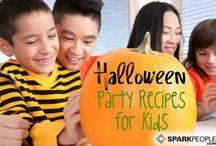 Creative Halloween snack ideas
