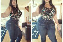008 _Model BBW / I love thick Girls