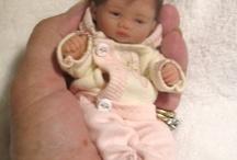 Babyes tamaño de mano