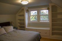 Jules Attic Bedroom