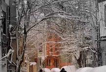 Kış fotoları