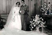 Royal wedding gowns, Belgium
