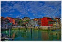 Playas cercanas / Varias de las playas que se encuentran cercanas a nuestro hotel, donde predomina el paisaje natural y el encanto de las playas de Asturias y Cantabria