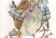 Myszy itp