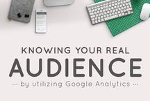 Google Analytics / How to set up Google Analytics on your website or blog, how to use it and get data that helps you improve your blog and/or business.