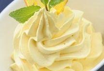 crème pour gâteau et mousse au citron etcc
