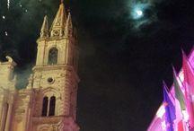 di Giusy Branchina - Super luna e Santa Venera 2016 novembre / Traslazione reliquie