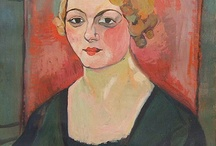 Suzanne Valadon Artwork / by Jonessa Farano