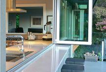Kitchen overlooking 3