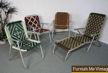 Macrame Chairs / by Jeffrey Guenther