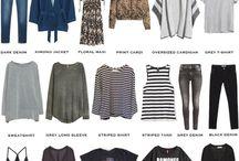 Wardrobe Wisdom / Outfit ideas for daily wear