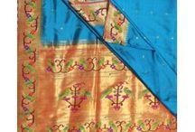 Paithani Sarees / Ladies wear