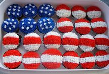 4th of July / 4th of July party ideas, foods, DIY