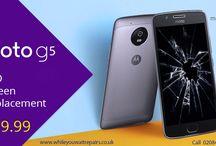 Motorola Moto Repairs
