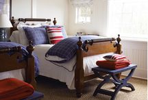 guest bedroom ideas / by Suzanne Morris