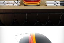 Helmets Container