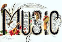 ! ~Soul Soothing Sounds~ ! / ~When Words Fail, Music Speaks~ / by Missy Kelly