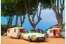 My favourite vintage caravan