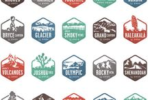 Corporate identity / stamps / icons