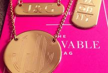 Stella & Dot engraveable pendants !!!! Incredible!
