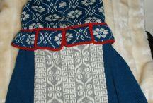 Mine Håndarbeid / Plagg som jeg har strikket.