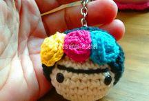 Frida al crochet