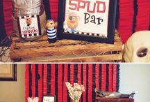 Spud Bar ideas