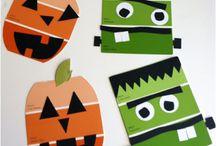OT - halloween themed ideas / by Andrea Benn