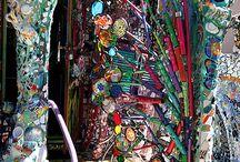 Mosaic Tile House / Mosaic Tile House, Venice Beach, LA / by Chris Cantrelle