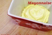 Homemade Mayonnaise / Kitchen Wisdom Gluten Free Homemade Mayonnaise Recipe