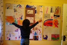 Kid Art and What the Heck to Do With It All