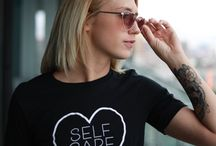 Therapy T-shirts / Unisex Mental Health and Self-Care inspired t-shirts for helping to break down the stigma of mental health and seeking professional help.  A portion of our proceeds are donated to NAMI (National alliance on mental illness).  Made in the USA.