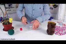 riutilizzare bottiglie plastica