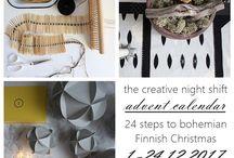 The Creative Night Shift Advent Calendar