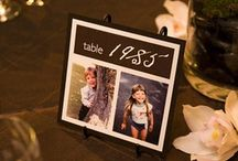Wedding Ideas - Using Photos