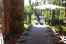 Casaments i festes / by Restaurante Ca la Maria