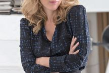 Gillian Anderson / Su actuación como Dana Scully es el mejor personaje en una serie de tv