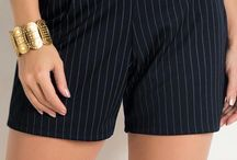 Bermudas classicas,calças