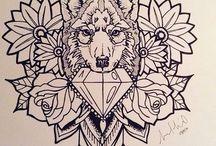 wolf diamont