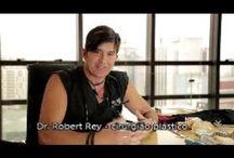 Robert Miguel Rey Júnior ( Dr. Rey ) - Cirurgião plástico / Apresentador