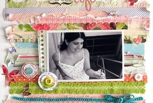 scrapbooking / by Charmaine Poulin