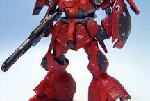 Gunpla / Gundam models that I like