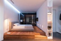 寝室アイデア