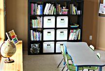Homeschool - Room Ideas