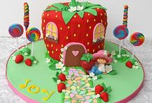 Food ~ Cakes Fancy / by Dina Anderson
