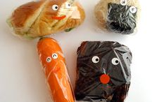 Fun lunches for kiddos / by SugarDoodle