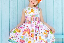 Baby/toddler girls sewing patterns free & for purchase / by Jen Buczynski
